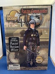 Ultimate Soldier WWII German Panzer Division Officer 1:6 Scale NIB