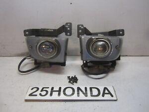 1992-1995 Honda Civic 4 Door Sedan Depo Fog Lights EG EG6