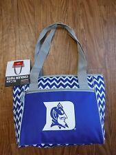 Duke University Blue Devil NCAA 16 Can Cooler Tote by Logo Bag *NWT*