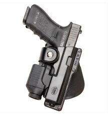 Fondina fianco FOBUS pistola Glock ***NUOVO MODELLO PER TORCE E LASER ***