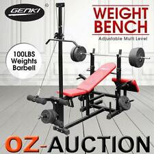 Barbell Incline Strength Training Benches
