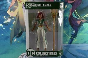 "Mera DC Designer Series Ant Lucia Bombshells 7"" Female Action Figure"