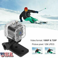 SQ12 Full HD 1080P Mini DV Spy Hidden Waterproof Camera IR Night Vision DVR Cam