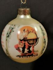 """""""Norman Rockwell"""" 1976 Christmas Ornament 2nd Limited Edition"""