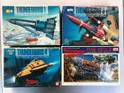 Ban Dai Thunderbird 1 - Thunderbird 3 - Thunderbird 4 - IMAI THE MOLE  - 4 KITS