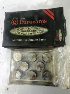 8  VAUXHALL/OPEL C20XE hydraulic tappets - unused - Eurocams EH6009