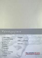 50 Blatt creme metallic Papier 120g/m² DIN A3 (297x420 mm) Stardream schimmernd