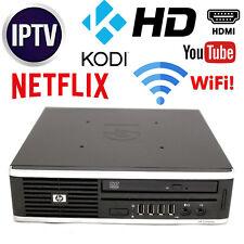 ORDINATEUR PC DE BUREAU MINI PETIT STREAMING IPTV FULL HD KODI NETFLIX YOUTUBE