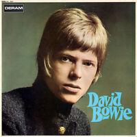 David BOWIE - David Bowie (gatefold 180 gram vinyl 2xLP) DERAM