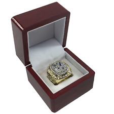 SOLID BRASS New York Yankees 1999 Jeter World Series Championship Ring