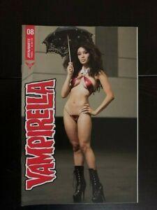 * Vampirella #8 Cover E /  Cosplay Photo Cover / VF+  Dynamite Entertainment