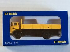 B.T MODELS 1:76 Scale OO Gauge DA75 Leyland Terrier Dropside British Rail