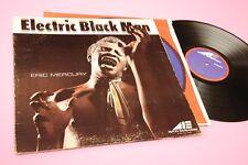 ERIC MERCURY LP ELECTRIC BLACK MAN ORIG USA 1969 PROMO GATEFOLD NM !!!