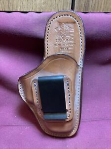 Bianchi Model 100 Professional Holster Tan Size 10A Right Hand ~ Part No. 1917
