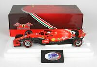 Ferrari SF71-H GP Belgium 2018 SPA Francorchamps vittoria Vettel scala 1/18