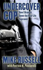 Undercover Cop: How I Brought Down the Real-Life Sopranos-ExLibrary
