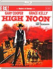 High Noon The Masters of Cinema Series (gary Cooper) Region B Blu-ray
