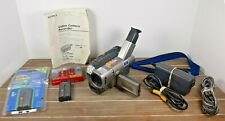 Sony Handycam Ccd-Trv37 Camcorder w/ Accessories, Video Transfer, Tested Works