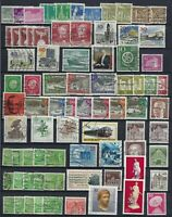 Berlin lot of 78 mostly different including some early items, F-VF