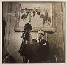 Louise Dahl-Wolfe, Edward G. Robinson Vintage Photograph