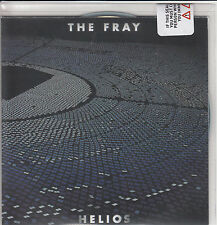 THE FRAY Helios 2014 UK numbered 11-track promo test CD