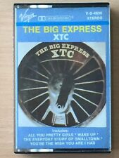 XTC The Big Express PHILIPPINES Paper Label Cassette