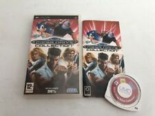 SEGA Mega Drive Collection - Complete - Sony Playstation PSP  Fast Post