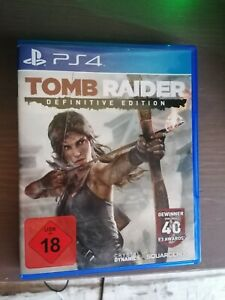 Tomb raider ps4 definitive