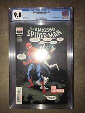 Amazing Spiderman Volume 5 #41 CGC 9.8 Boomerang free shipping