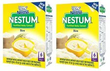Nestle Nestum Infant Cereal Stage-1 (6 Months-24 Months) Rice 300 gm x 2 pack