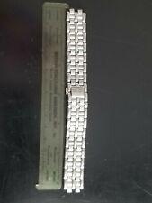 "Vintage Omega Stainless Steel Bracelet 1449/432/2 Expanding Clasp 6"" Deployment"
