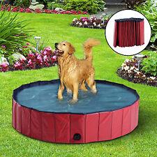 pawhutpiscina vasca da bagno portatile pieghevole per cani animali domestici
