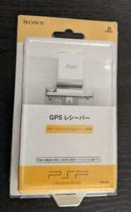 PSP GPS Receiver Playstation Portable Official JAPAN New Open Box