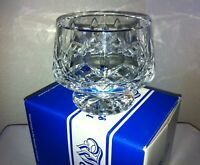 VTG 1973 - Original WATERFORD Crystal - LISMORE Sugar Bowl w/ Box - MADE IRELAND