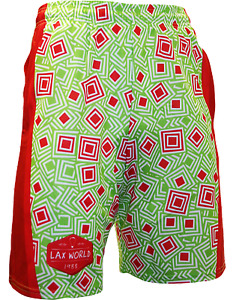 LAX World Lacrosse Men's Shorts Boxes Small Medium & Large NEW