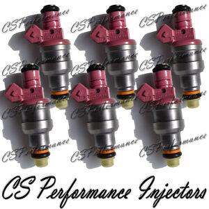 Bosch Fuel Injectors Set for 97-98-99 Dodge Dakota Durango 3.9 V6 3.9L 1997 1998