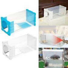 Rat Trap Humane Box Mice Cage Home Animal Safe Catch Mouse BAIT Control Bottle