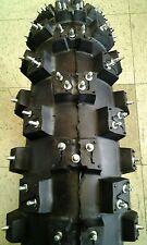 K3OFFROAD Winter X Studded Motorcycle Rear Tire 120/90-19 120 100 19 dirt bike