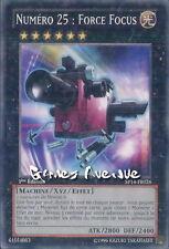 Yu-Gi-Oh ! Carte Numéro 25 : Force Focus  SP14-FR026 - STARFOIL 1ère édition