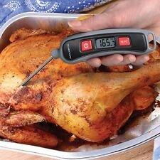 ACU-RITE 665 DIGITAL INSTANT READ MEAT PROBE THERMOMETER BBQ SMOKER TURKEY OVEN