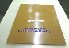 Rüttelmatte Rüttelplatte Vibrationsplatte Rüttlerunterlage 600 x 400 x 8 mm PUR
