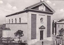 # ROMA: TOR SAPIENZA: CHIESA S. VINCENZO DE PAOLIS
