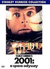 2001: A Space Odyssey (Dvd - Keir Dullea) Mystery Sci-Fi - Stanley Kubrick