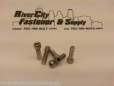 M7-1.0x25mm / M7X25 mm 7mm Socket / Allen Head Cap Screw Stainless Steel 5 Piece