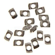 20PCS T Type Sliding Extrusion Nut Block for Aluminum Profile Slot M5