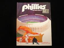 1971 Philadelphia Phillies Yearbook