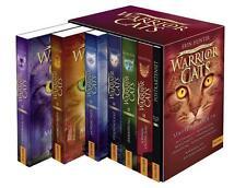 Warrior Cats - Staffel 2 - Die Neue Prophezeiung komplett im Schuber - Neu