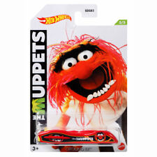 Hot Wheels 2021 Ground FX The Muppets 5/5 Long Card