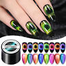 LEMOOC 5ml 9D Magnetisch Nagel Gellack Nail Art Cat Eye UV Gel Polish Soak Off