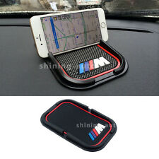 ///M logo Car Phone NO-Slip Holder Pad GPS Sat Nav For BMW E30 E36 E90 X3 X5 X6